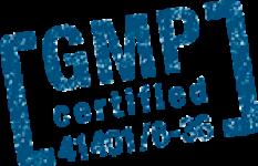 DSI-pharm ist ein zertifiziertes GMP-Labor.