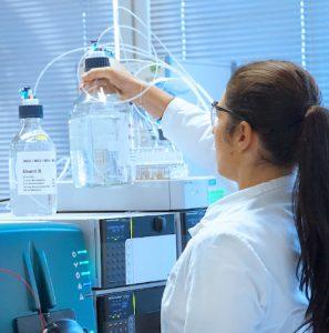 Analytische und regulatorische Beratung bei DSI-pharm, Labor für pharmazeutische Analsyen